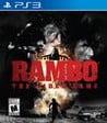 Обложка игры Rambo: The Video Game