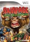 Обложка игры Rampage: Total Destruction