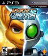 Обложка игры Ratchet & Clank Future: A Crack in Time