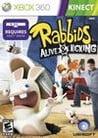 Обложка игры Raving Rabbids: Alive & Kicking