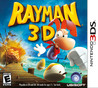 Обложка игры Rayman 3D