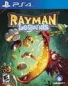 Обложка игры Rayman Legends