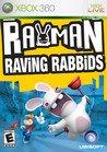 Обложка игры Rayman Raving Rabbids