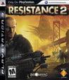 Обложка игры Resistance 2