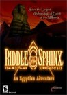 Обложка игры Riddle of the Sphinx: An Egyptian Adventure