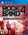 Обложка игры Rock Band 4