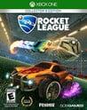 Обложка игры Rocket League