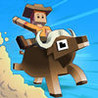 Обложка игры Rodeo Stampede - Sky Zoo Safari