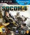 Обложка игры SOCOM 4: U.S. Navy SEALs