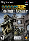 Обложка игры SOCOM: U.S. Navy Seals: Combined Assault