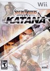 Обложка игры Samurai Warriors: Katana