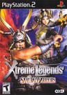 Обложка игры Samurai Warriors: Xtreme Legends