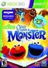 Обложка игры Sesame Street: Once Upon a Monster