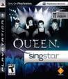Обложка игры SingStar Queen