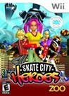 Обложка игры Skate City Heroes