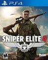 Обложка игры Sniper Elite 4
