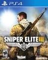 Обложка игры Sniper Elite III