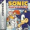Обложка игры Sonic Advance