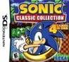 Обложка игры Sonic Classic Collection