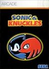 Обложка игры Sonic & Knuckles