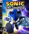 Обложка игры Sonic Unleashed