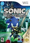 Обложка игры Sonic and the Black Knight