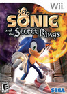 Обложка игры Sonic and the Secret Rings