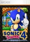 Обложка игры Sonic the Hedgehog 4: Episode I
