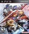 Обложка игры SoulCalibur V