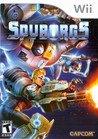 Обложка игры Spyborgs