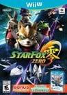 Обложка игры Star Fox Zero
