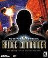 Обложка игры Star Trek Bridge Commander