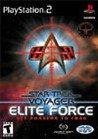 Обложка игры Star Trek: Voyager Elite Force