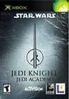 Обложка игры Star Wars Jedi Knight: Jedi Academy