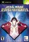 Обложка игры Star Wars: Jedi Starfighter
