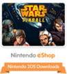 Обложка игры Star Wars Pinball