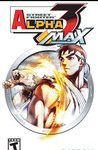 Обложка игры Street Fighter Alpha 3 MAX