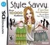 Обложка игры Style Savvy