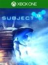 Обложка игры Subject 13