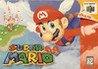 Обложка игры Super Mario 64