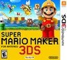 Обложка игры Super Mario Maker for Nintendo 3DS