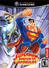Обложка игры Superman: Shadow of Apokolips
