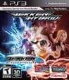 Обложка игры Tekken Hybrid