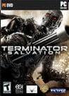 Обложка игры Terminator Salvation