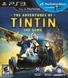 Обложка игры The Adventures of Tintin: The Game