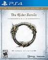 Обложка игры The Elder Scrolls Online: Tamriel Unlimited