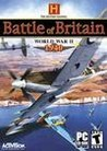 Обложка игры The History Channel: Battle of Britain: World War II 1940