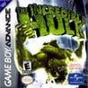 Обложка игры The Incredible Hulk (2003)