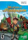 Обложка игры The Island of Dr. Frankenstein