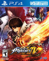 Обложка игры The King of Fighters XIV